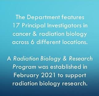 We Love Radiation Biology!